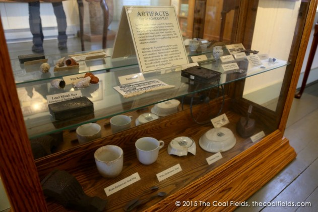 Somersville Artifacts