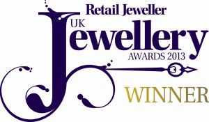 Retail Jewellery Awards 2013 - Etailer of the Year TheDiamondStore.co.uk