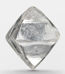 Octahedral diamond