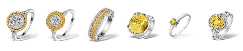 Iggy Azalea style engagement rings