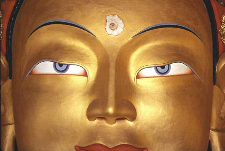Thikse Buddha