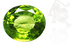 BIRTHSTONE AUGUST – PERIDOT