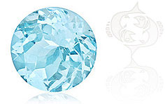 BIRTHSTONE MARCH – AQUAMARINE