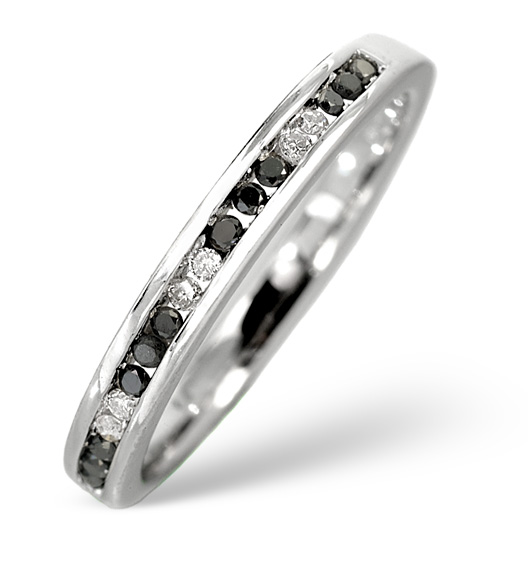 Black Diamonds - Meaning of Gem Colour in Engagement Rings