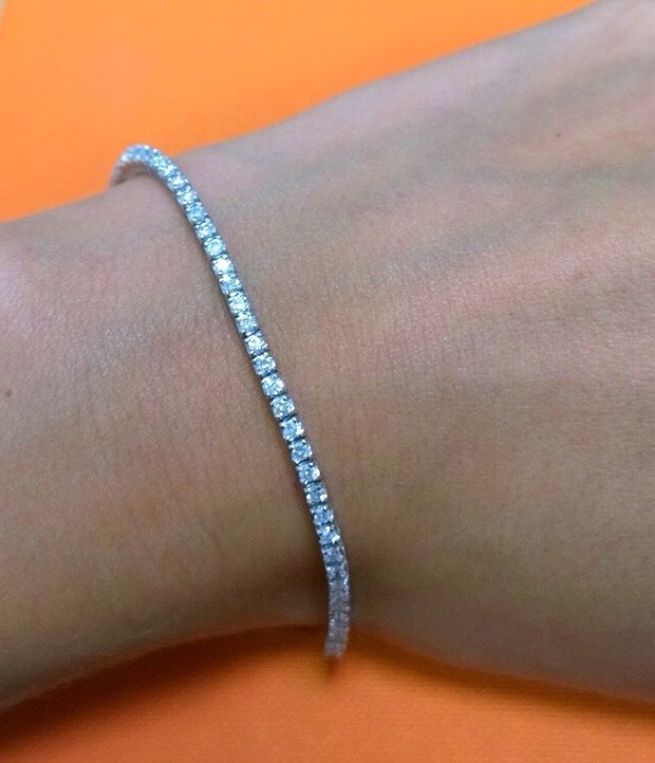 2 Carat 'Chloe' Diamond Tennis Bracelet - Best Jewellery for a Woman