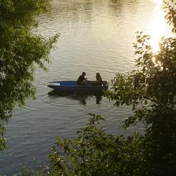 Lazing By The Lake Proposal