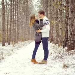 winter hike proposal