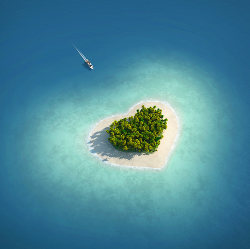 tropical island proposal