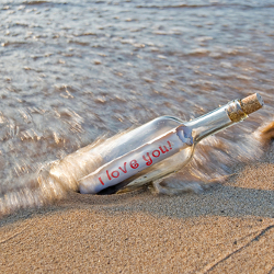 Message In A Bottle Proposal
