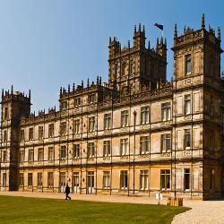 Downton Abbey Proposal