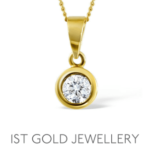 1st Anniversary Gem is Gold – Wedding Anniversary Gemstone Jewellery