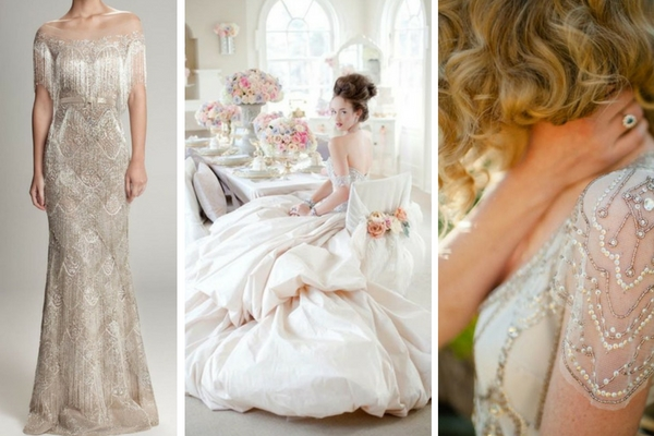 How to Create a Luxe Bridal Look
