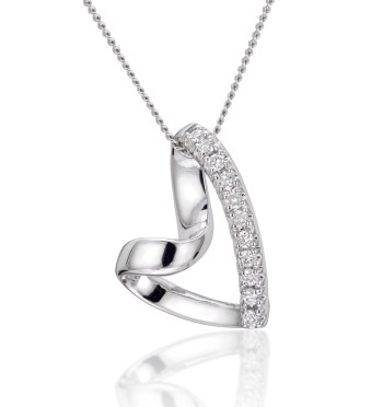 best necklaces diamond heart