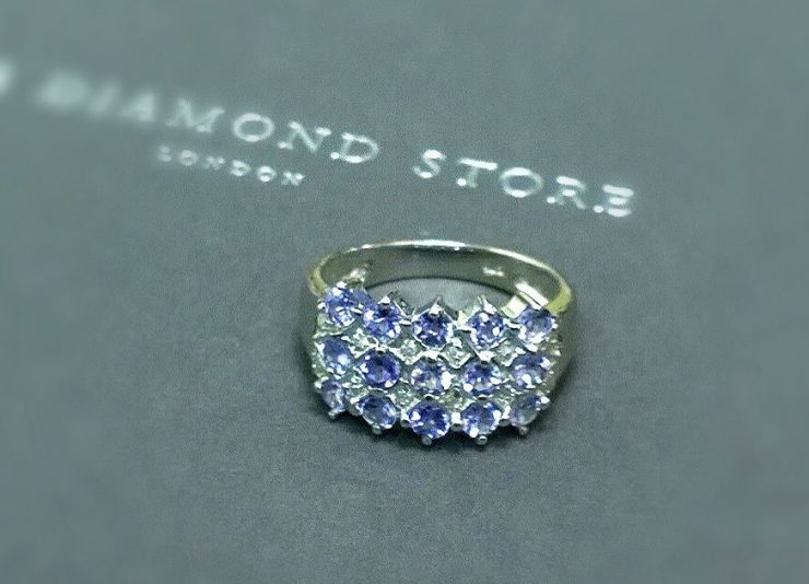 Winter Jewellery Inspiration - Tanzanite Rings