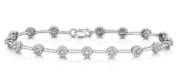 Bestselling Diamond Bracelets and Bangles