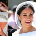 Meghan Markle's wedding day jewellery