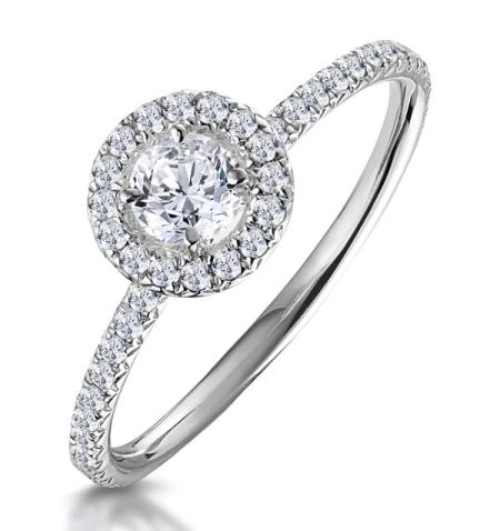 5 Best Diamond Engagement Rings Under £500 in the UK