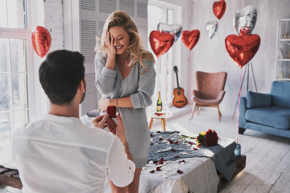 Proposal Ideas at Home