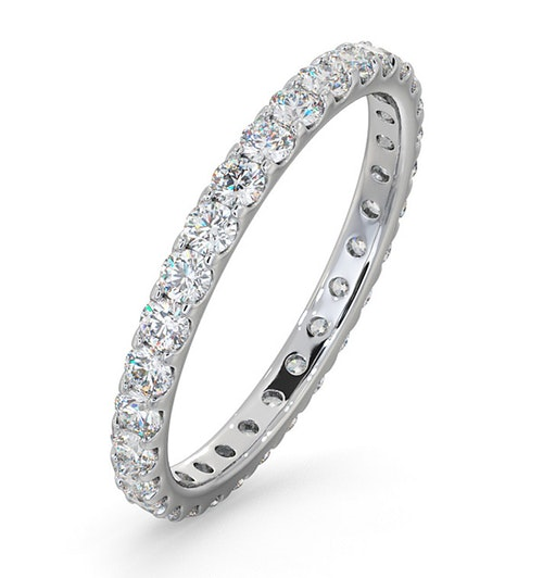 Diamond Eternity Rings for Christmas
