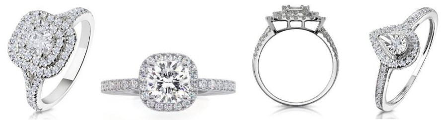 engagement ring questions