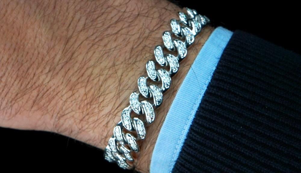 Men's Diamond Bracelet Buying Guide