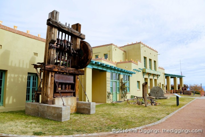 The Development of Mining Technology On The Western Frontier