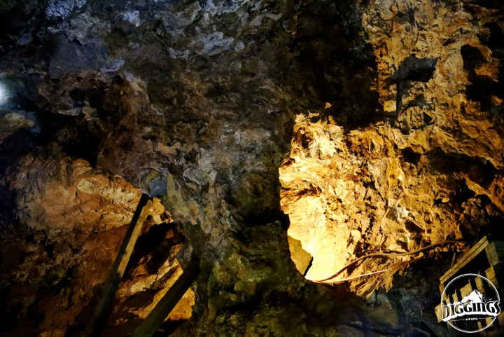 Inside the copper queen