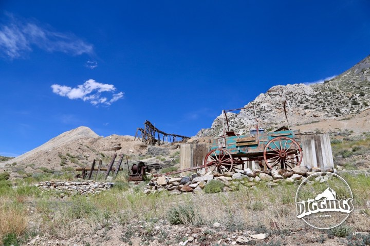 """Silver was discovered in Cerro Gordo (""""Fat Hill"""") in 1865 by Pablo Flores - the first major silver strike in Owens Valley and a defining feature of the Lone Pine Mining District. Today, it is a privately held mining ghost town outside of Lone Pine, California. It is infused with history and accessible by a rough dirt road."""