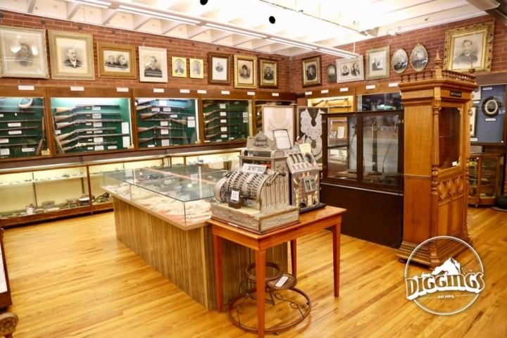 Inside the Trinity County Jake Jackson Museum