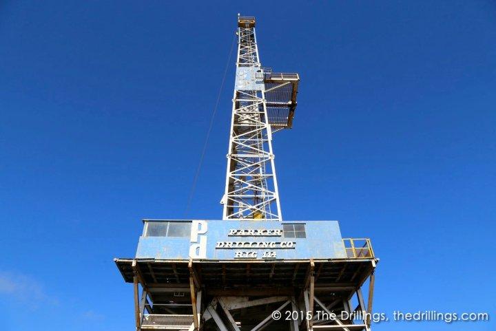 Parker Drilling Co. Rig 114