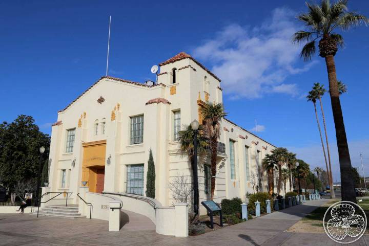 The Kern County Museum