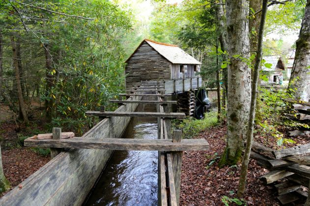 John P. Cable Grist Mill