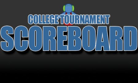 College Tournament Scoreboard