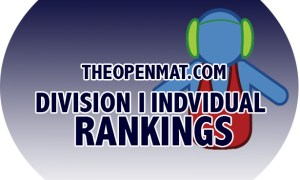 NCAA Division I Individual College Wrestling Rankings