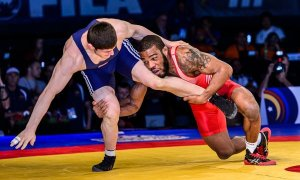 Jordan Burroughs - Team USA