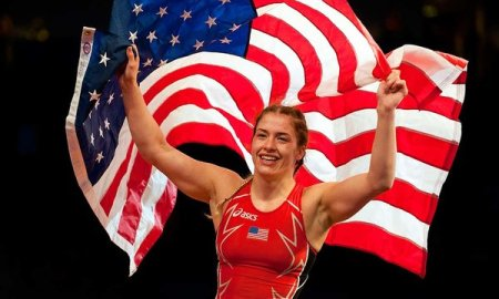 Helen Maroulis - Team USA