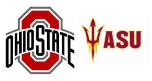 DOW: Arizona State/Ohio State