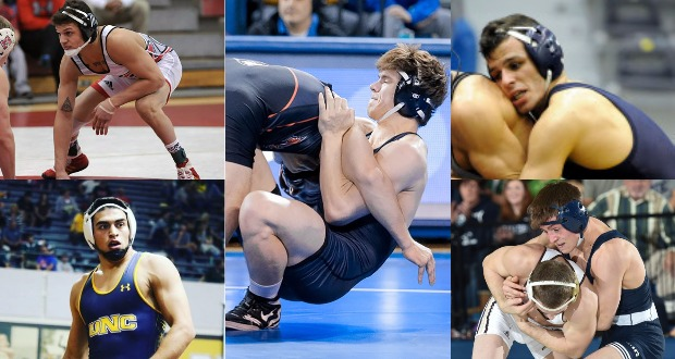 Bracket Busters: 10 Wrestlers That Could Cause Chaos in March