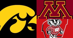 Iowa vs. Minnesota/Wisconsin