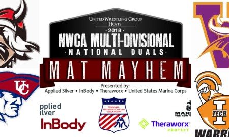 NAIA National Duals 2018