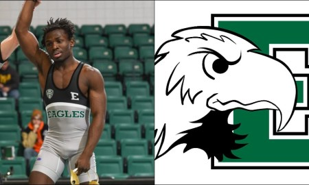 Sa'Derrian Perry, Eastern Michigan