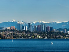 Vulcan Real Estate, Bellevue, Puget Sound, Seattle, Silver Cloud,