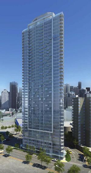 600 Wall Street Seattle Laconia Vanke