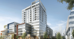 Vulcan Real Estate Seattle Graphite Design Group South Lake Union Lakefront Blocks The Broderick Group Elliott Bay Office Park