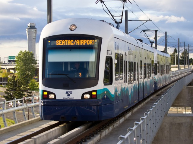 South Line Sound Transit Seattle Tacoma