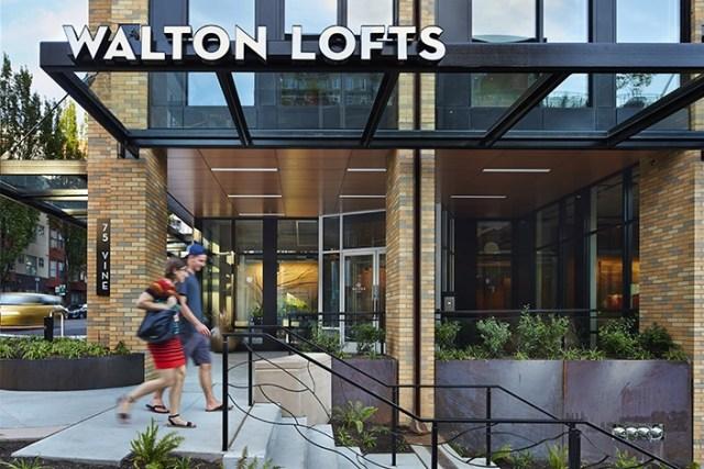 The Schuster Group Seattle Belltown Clarion Partners Colliers International Walton Lofts Holly Gardner 75 Vine Street Pike Place Market