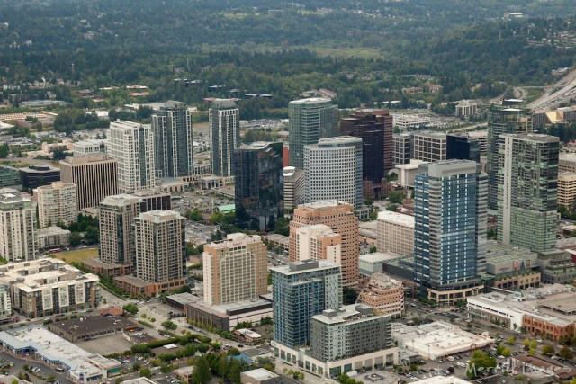 Vulcan Real Estate, Bellevue, Seattle, Puget Sound, Eastside city, Eastside Office Market Overview, The Broderick Group,