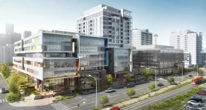 Google Vulcan Graphite Design Group Seattle South Lake Union The Lakefront Blocks 630 Boren Avenue North