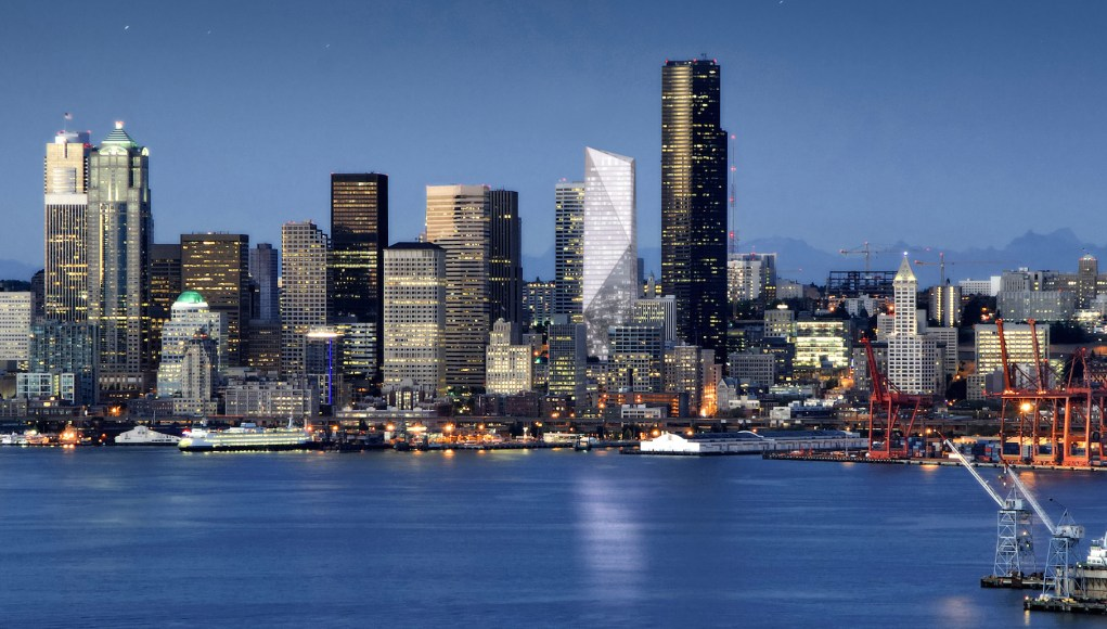 The Mark, sbe, Stockbridge Capital Group, Daniels Real Estate, JLL, Seattle, Puget Sound