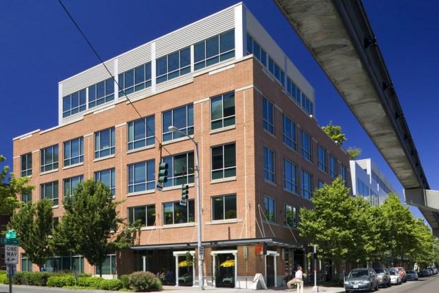 Hines, Redmond, Seattle, Puget Sound, Blackstone, Hines US Core Office Fund LP, Blackstone Real Estate Partners VIII, Honeywell, Amazon, Microsoft, Bellevue